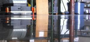Polished floor reflection900x425