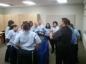 SISD Equipment Training